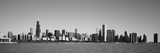 Skyscrapers at the Waterfront, Willis Tower, Chicago, Cook County, Illinois, USA Photographic Print by  Panoramic Images