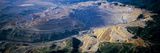 Aerial View of Copper Mines, Utah, USA Photographic Print by  Panoramic Images