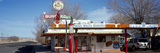 Restaurant on the Roadside, Route 66, Arizona, USA Photographic Print by  Panoramic Images