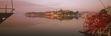 Sternwheeler in a River, Skeppsholmen, Nybroviken, Stockholm, Sweden Photographic Print by  Panoramic Images