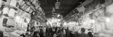 Tourists at a Market Inside the Medina in Marrakesh, Morocco Photographic Print by Panoramic Images