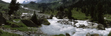 River Flowing Through Mountains, Hohe Tauern, Salzburg, Austria Photographic Print by  Panoramic Images