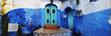 Medina, Chefchaouen, Morocco Photographic Print by  Panoramic Images