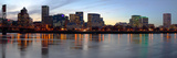 Buildings at the Waterfront, Portland, Multnomah County, Oregon, USA Photographic Print by  Panoramic Images