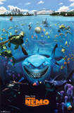 Finding Nemo Cast Prints