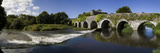 Thirteen Arch Bridge over the River Funshion, Glanworth, County Cork, Ireland Photographic Print by  Panoramic Images