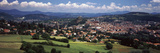 High Angle View of Cityscape, Le Puy, Haute-Loire, France Photographic Print by  Panoramic Images