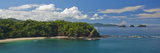 Trees on the Coast, La Punta Papagayo, Gulf of Papagayo, Guanacaste, Costa Rica Photographic Print by  Panoramic Images