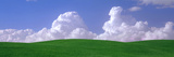 USA, Washington, Palouse, Wheat and Clouds Photographic Print by  Panoramic Images