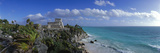 El Castillo Tulum Mexico Photographic Print by  Panoramic Images