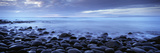 Beach at Dusk, Westward Ho, North Devon, Devon, England Photographic Print by  Panoramic Images