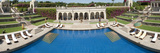 Swimming Pool of a Hotel, Oberoi Amarvilas, Agra, Uttar Pradesh, India Photographic Print by  Panoramic Images