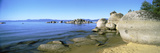 Boulders at the Coast, Lake Tahoe, California, USA Photographic Print by  Panoramic Images