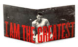 "Ali ""The Greatest"" Tyvek Mighty Wallet Wallet"