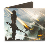 Mass Effect 3 Tyvek Mighty Wallet Wallet