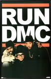 Run DMC Group Music Poster Print Posters