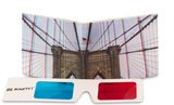 3D Bridge Tyvek Mighty Wallet Wallet