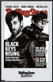 Black Keys Rolling Stone Cover Music Poster Posters