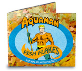 Aquaman Tyvek Mighty Wallet Wallet