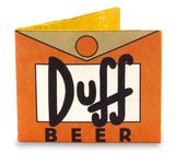 Simpsons Duff Tyvek Mighty Wallet Wallet