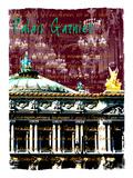Palais Garnier Paris, Opera House 2 Giclee Print by Victoria Hues