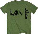 Steez - Love Camisetas