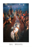 Gil Bruvel La Nuit The Night Art Print Poster Prints