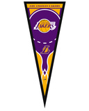 Los Angeles Lakers Pennant Framed Memorabilia