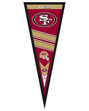 San Francisco 49ers Pennant Framed Memorabilia