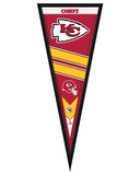 Kansas City Chiefs Pennant Framed Memorabilia