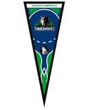 Minnesota Timberwolves Pennant Framed Memorabilia