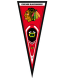 Chicago Blackhawks Pennant Framed Memorabilia