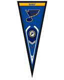 St Louis Blues Pennant Framed Memorabilia