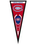 Montreal Canadiens Pennant Framed Memorabilia