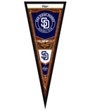 San Diego Padres Pennant Framed Memorabilia