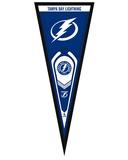 Tampa Bay Lightning Pennant Framed Memorabilia