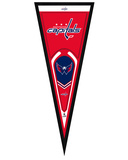 Washington Capitals Pennant Framed Memorabilia