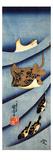Stingrays Giclee Print by Kuniyoshi Utagawa
