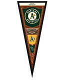 Oakland Athletics Pennant Framed Memorabilia