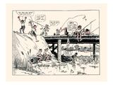 Ellinwood's Bridge Prints by Clare A. Briggs