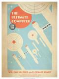 Star Trek Episode 53: The Ultimate Computer Kunstdrucke