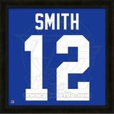 Steve Smith, Giants representation of the player's jersey Framed Memorabilia