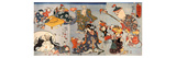 The Seven Gods of Good Fortune Giclee Print by Kuniyoshi Utagawa
