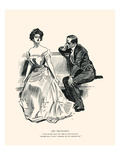 His Beginning Posters by Charles Dana Gibson