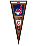Cleveland Indians Pennant Framed Memorabilia
