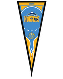 Denver Nuggets Pennant Framed Memorabilia