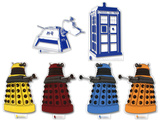Doctor Who Sticker Set 1 Stickers