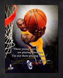 Kobe Bryant ProQuote Framed Memorabilia