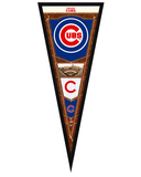 Chicago Cubs Pennant Framed Memorabilia