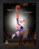 Jeremy Lin ProQuote Framed Memorabilia